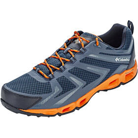 Columbia Ventrailia 3 Low Outdry Shoes Men Zinc/White